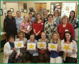 5 Star Employee Photo